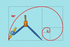 How to draw a Golden Spiral